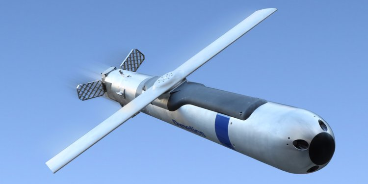 A 30-kg GBU-69 Small Glide Munition