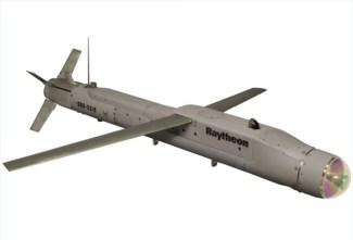 A 113-kg GBU-53 SDB II