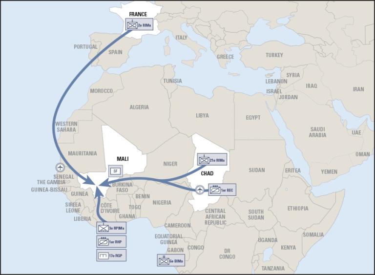 frenchmilitarybasesinwestafrica-iiss